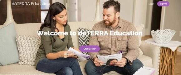 doTERRA Continuing Education