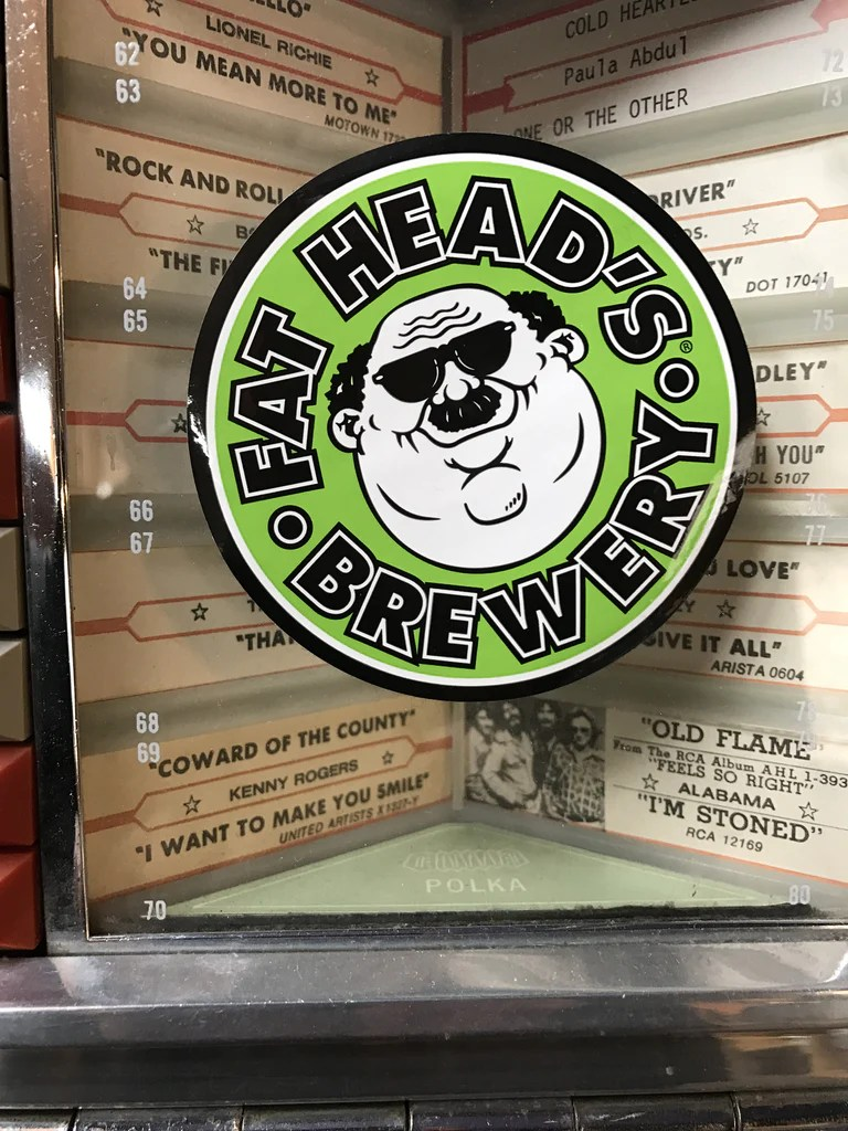 Fat Head S Vinyl Stickers Fat Head S Original Headgear