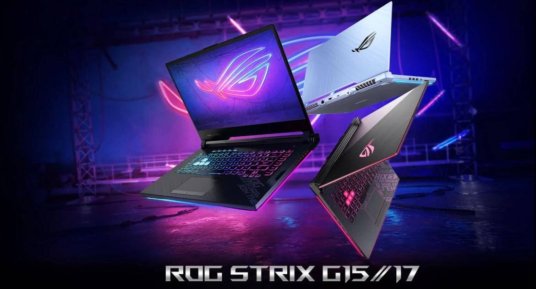 ASUS ROG Strix G15 - ASUS ROG Laptops - G512LU-RS74   XOTIC PC®