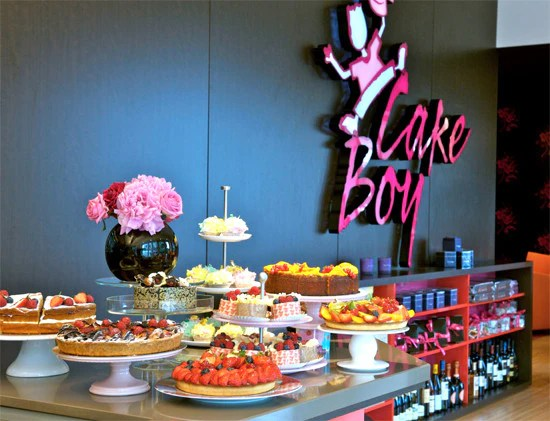 Private Cupcake Decorating Class with Eric Lanlard at Cake Boy, London