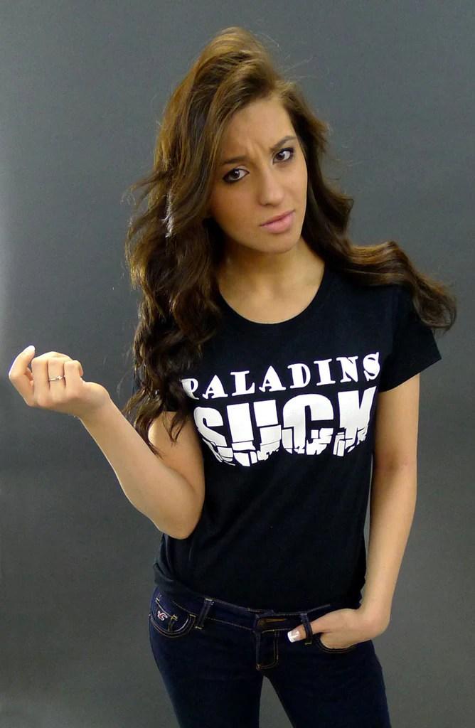 Paladins Suck