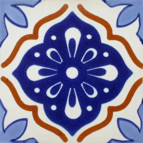 porcelain decorative mexican tile oleada