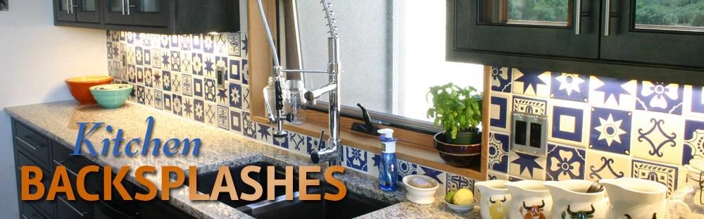 mexican tile for kitchen backsplashes