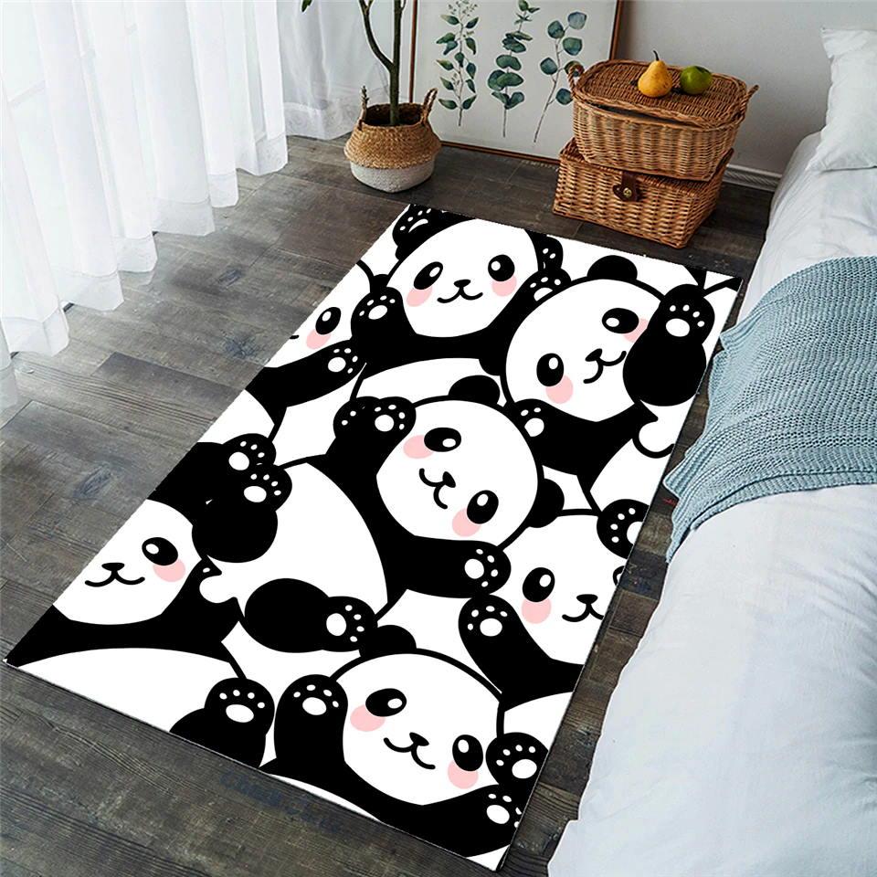 grand tapis enfant chambre