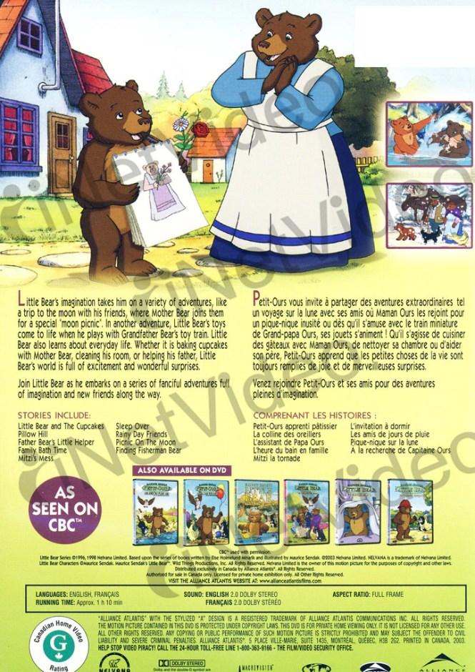 Little Bear Dvd Collection - The Best Bear Of 2018