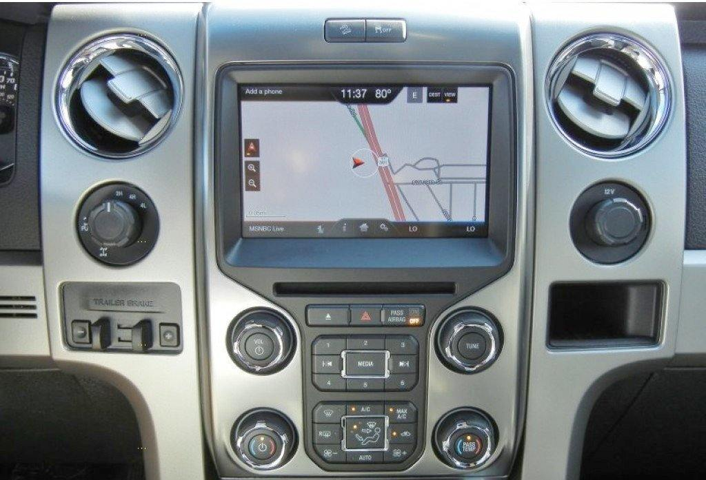 2013-2015 Ford F-150 MyFord Touch Sync 2 GPS Navigation