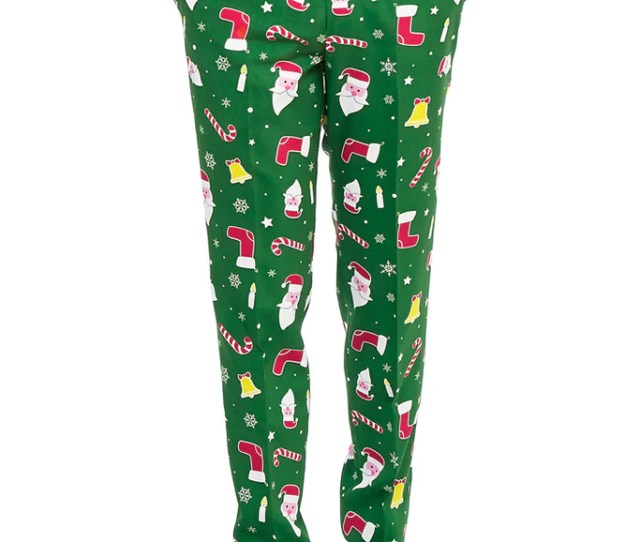 Ugly Christmas Sweater Suit And Pants