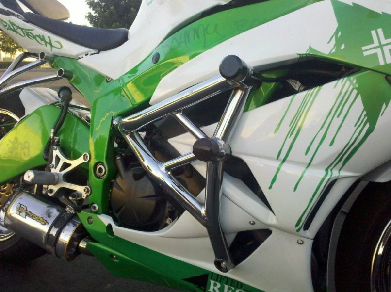 Motorcycle Stunt Crash Cages | Motorjdi co