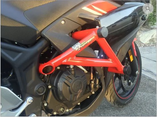 Motorcycle Crash Cages | Reviewmotors co