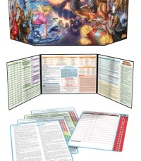 Mutants & Masterminds Gamemaster's Kit, Revised Edition
