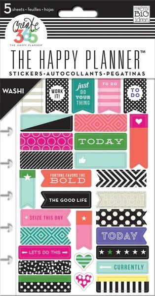Washi Sticker Pack