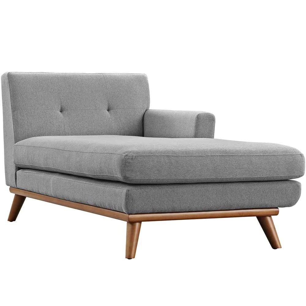 modway engage right arm chaise