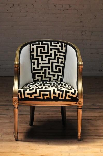 Barrel Chair-Vivian