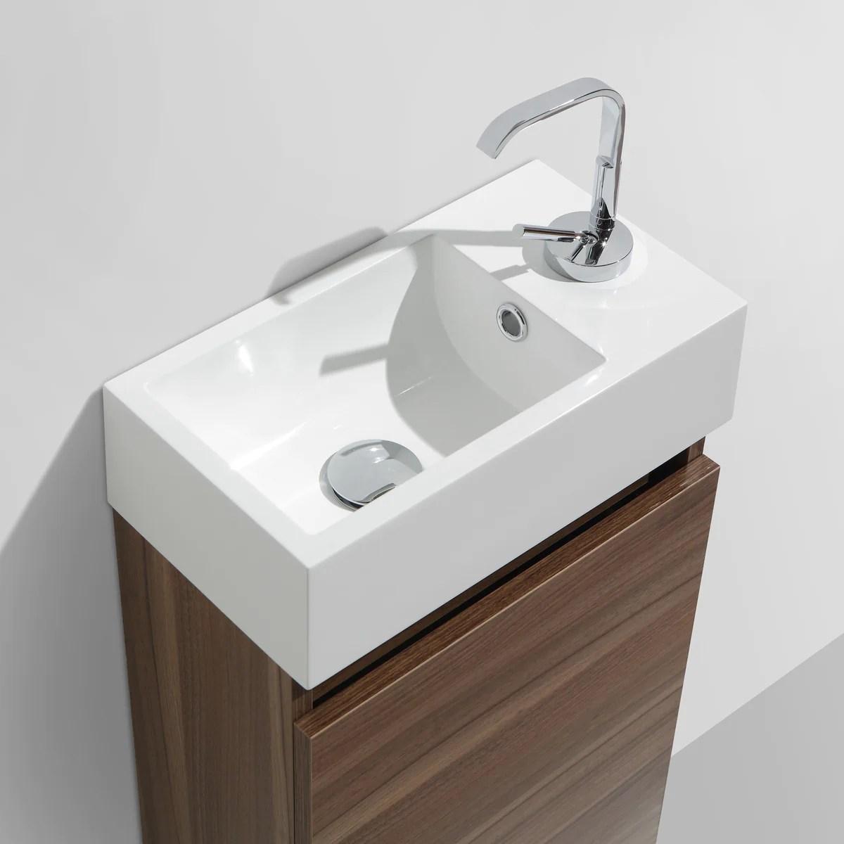 meuble lave main salle de bain design