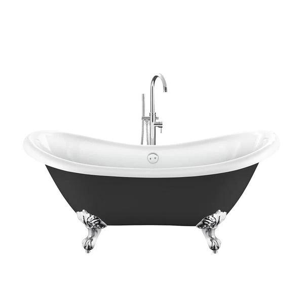 baignoires anciennes sur pieds en