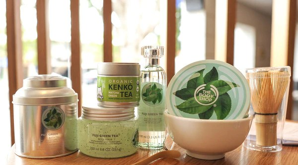 Green Tea Skin Care Products