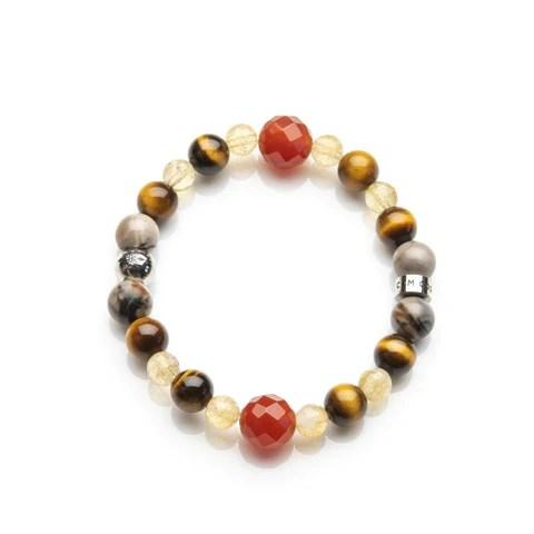 Ganesh and Lakhsmi - Wealth and Abundance Attractor Bracelet by Cosmic Light Union. NHS. Lockdown, Coronavirus