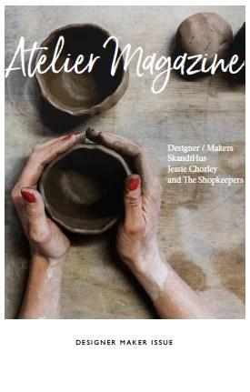 Atelier Magazine by Michelle Mason
