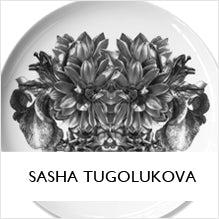 Sasha Tugolukova Fine Bone China Plates