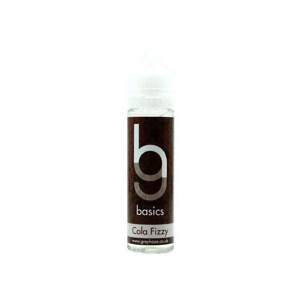 Grey Haze Basics - Cola Fizzy - 50ml Short Fill