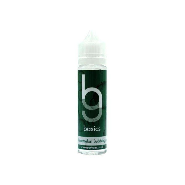 Grey Haze Basics - Watermelon Bubblegum - 50ml Short Fill