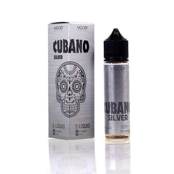 CUBANO Silver - VGOD Short Fill 50ML