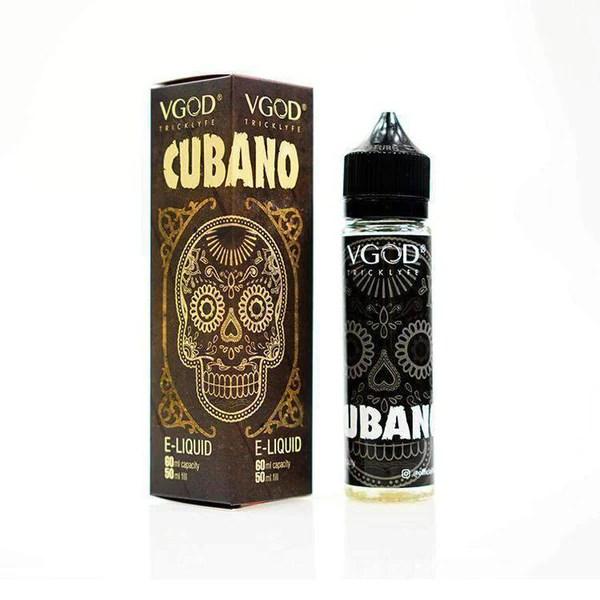 CUBANO - VGOD Short Fill 50ML