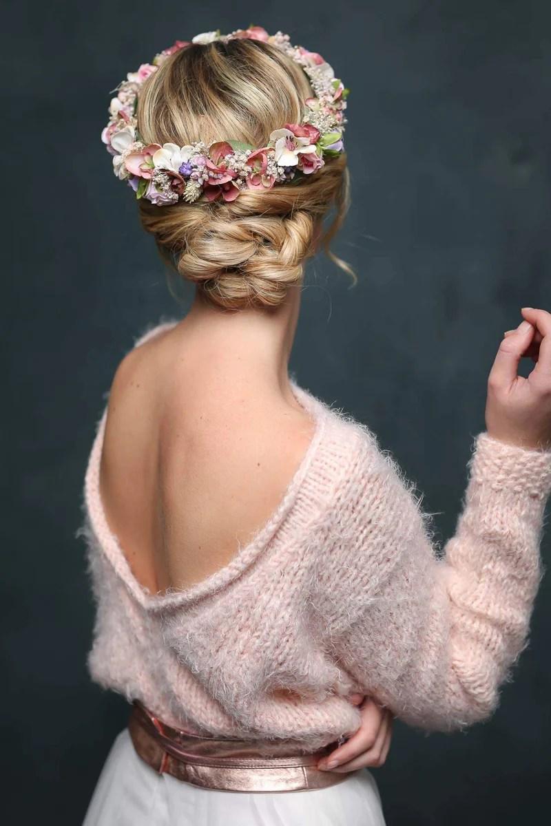 Brautstrauss Aus Lavendel