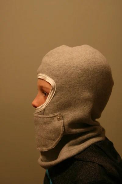 Balaclava Or Ski Mask Pdf Sewing Pattern Greenstylecreations