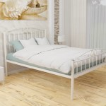 Wrought Iron Cast Iron Beds Available In Black And Ivory Endurance Beds
