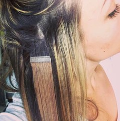 Hair Extensions For Short Hair You Can Get Long Hair
