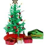 Smaland Dollhouse Christmas Tree Set Cyber Hobby
