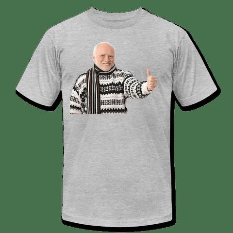 Hide The Pain Harold Thumbs Up Unisex T Shirt Meme Wears