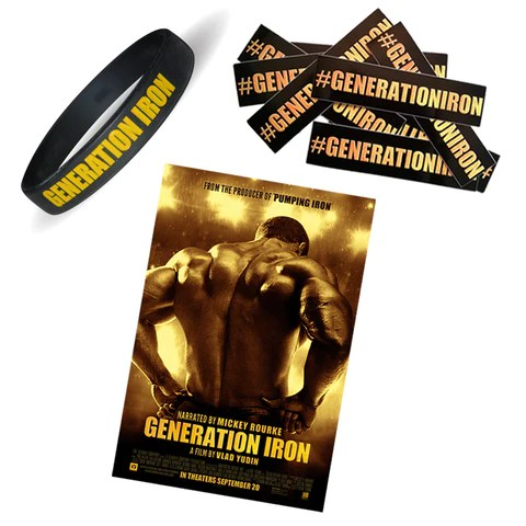 generation iron official