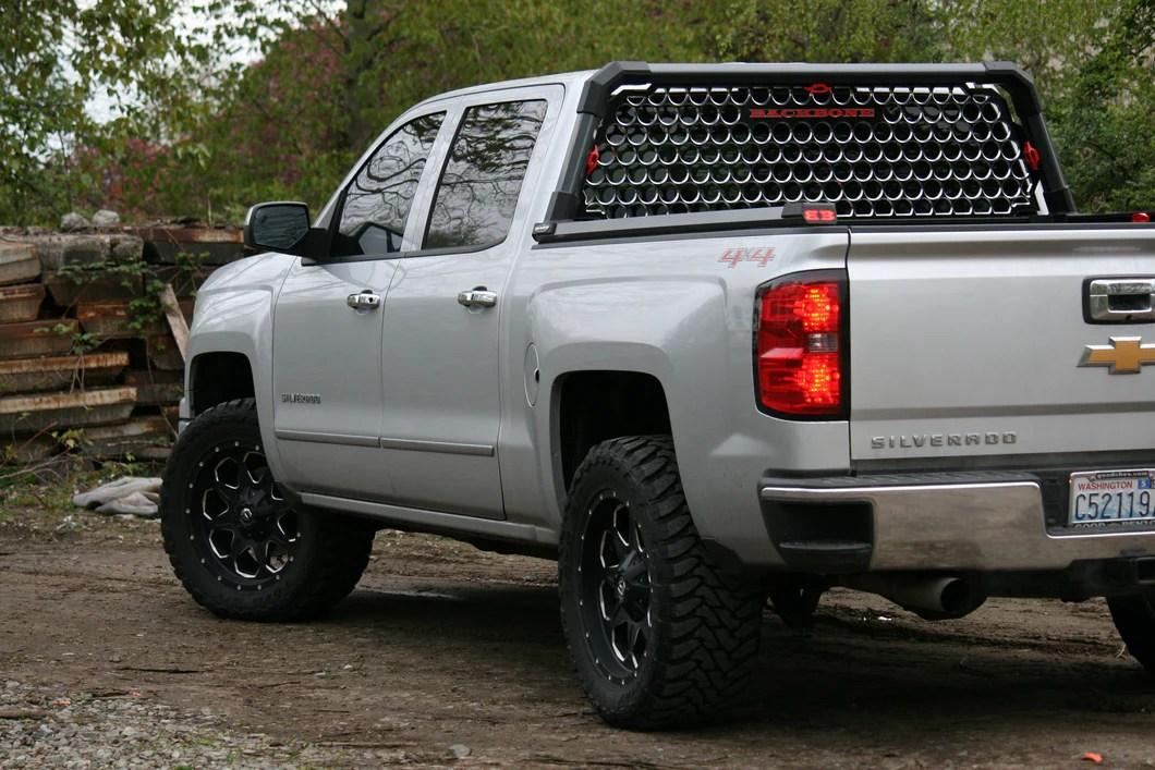 backbone truck racks backbone