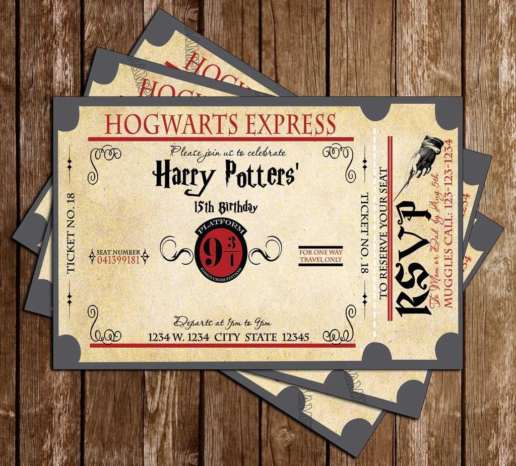 printable harry potter birthday cards