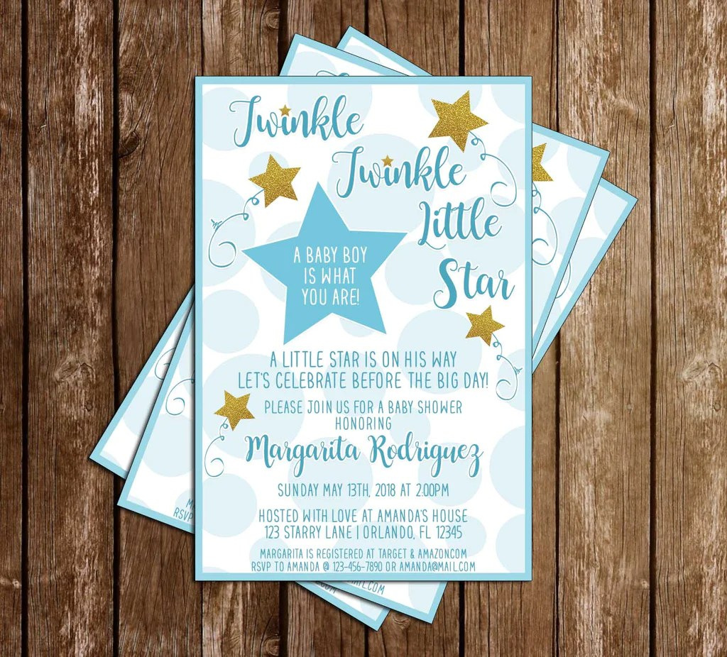 Baby Shower Invitation Pictures