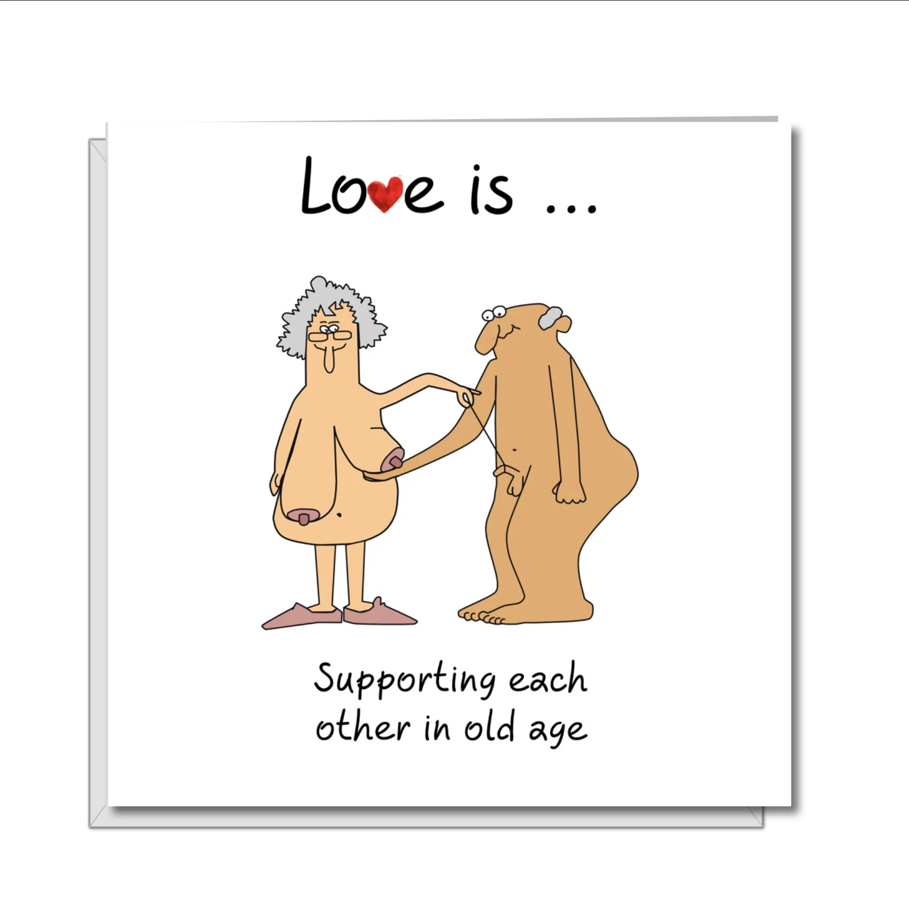 Funny Birthday Card 40th 50th 60th Valentines For Wife Husband Mum Swizzoo