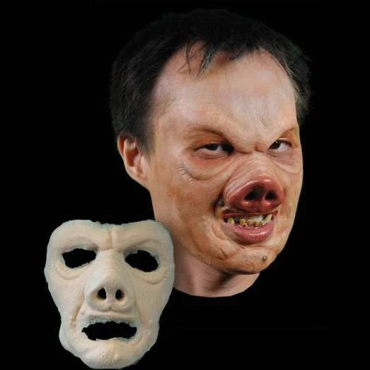 prosthetic fx makeup halloween masks cartoonview co