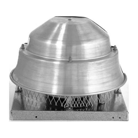 domex downblast direct drive roof fan