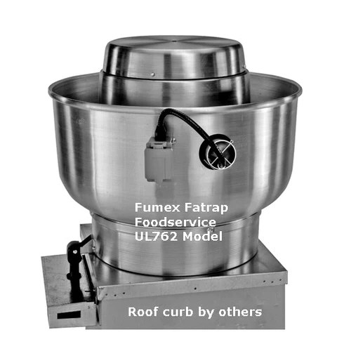 fumex fatrap ul762 upblast roof fan