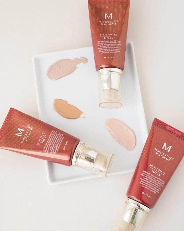 Image result for Missha M Perfect Cover BB Cream