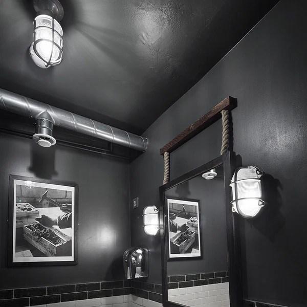 commercial washroom interior design