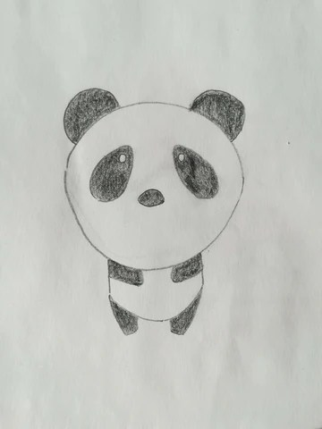 Comment Dessiner Un Panda Tutoriel Complet Dessin A Colorier Pour Enfant Le Roi Panda