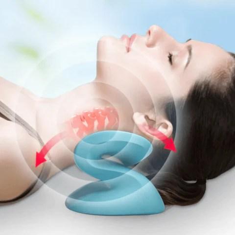 Orthopedic Cervical Neck And Shoulder Support Pillow