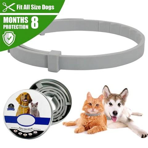 Pet Dog Collar Anti Flea Ticks Mosquitoes