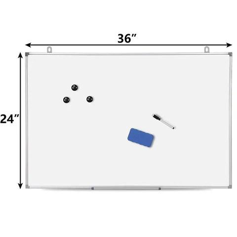 Magnetic Whiteboard Dry Erase White Board