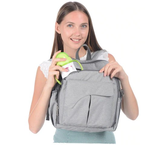 Multi-function Diaper Bag Backpack