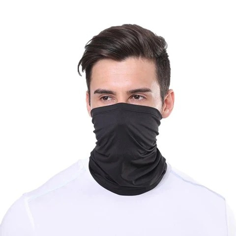 Outdoor Scarves Bandana Breathable Scarf