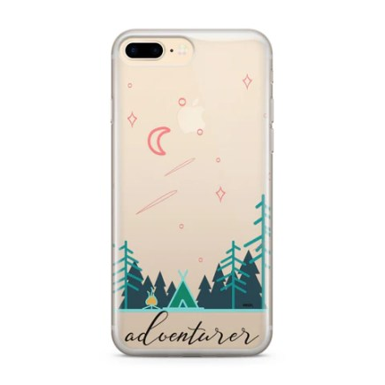 Adventurer' - Clear Case Cover